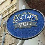 INSEGNA SOCIAL STREET MONZA